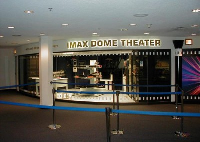 IMAX Theater Entrance