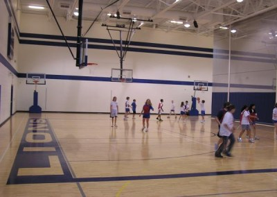 Ellinwood High School Gym