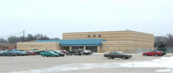 Nickerson Gym Exterior