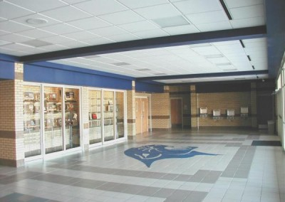 Nickerson Gym Vestibule