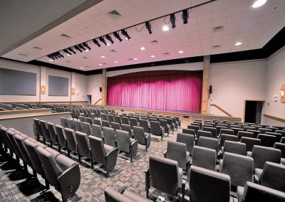 Inman High School Auditorium Remodel